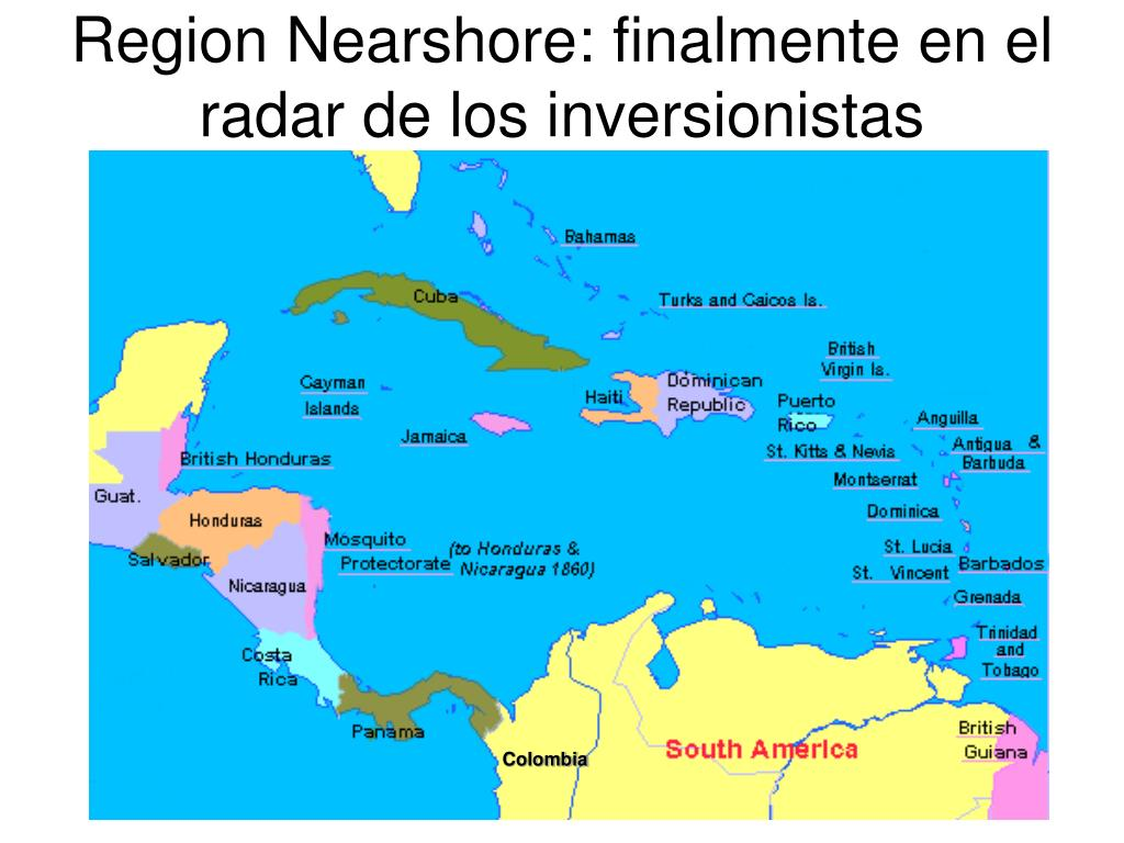 Region Nearshore: finalmente en el radar de los inversionistas