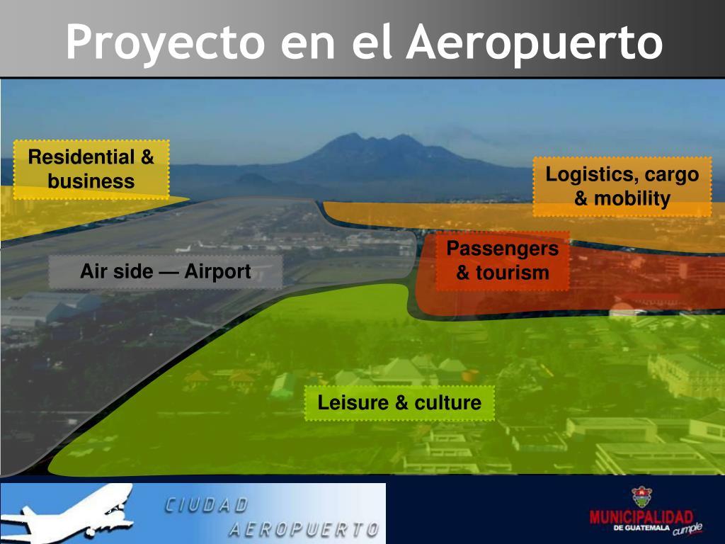 Proyecto en el Aeropuerto