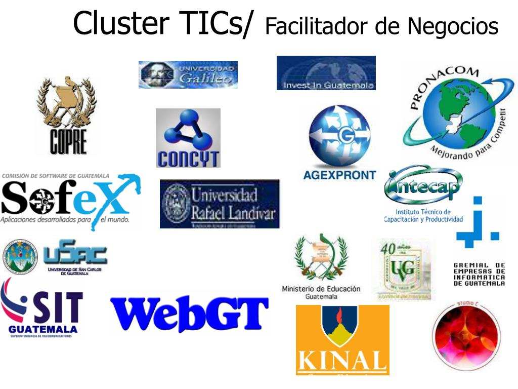 Cluster TICs/