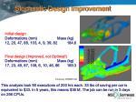 stochastic design improvement28