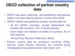 oecd collection of partner country data