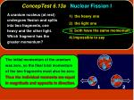 conceptest 6 13a nuclear fission i40