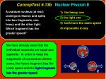 conceptest 6 13b nuclear fission ii42