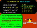 conceptest 6 14b recoil speed ii46