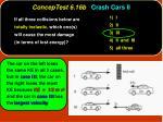 conceptest 6 16b crash cars ii50