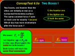 conceptest 6 5a two boxes i16