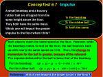 conceptest 6 7 impulse22