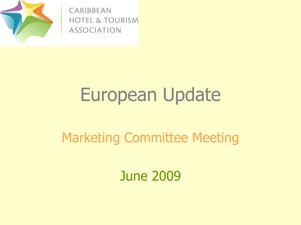european update l.