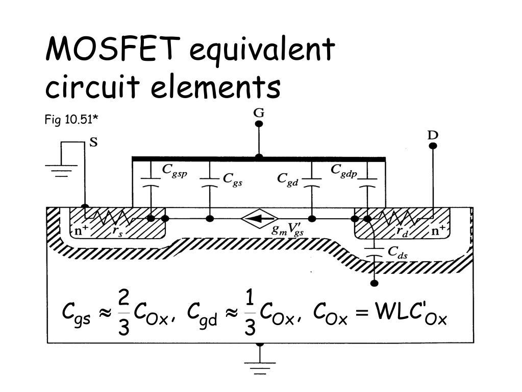 MOSFET equivalent