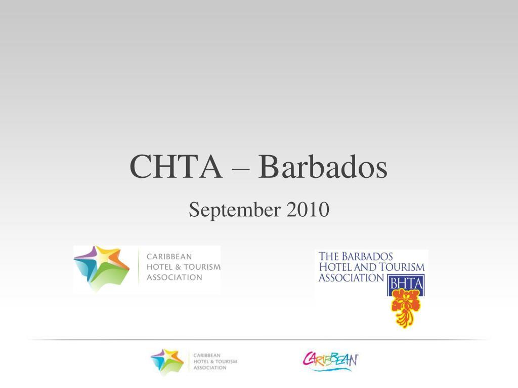 chta barbados september 2010 l.