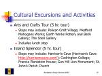 cultural excursions and activities12