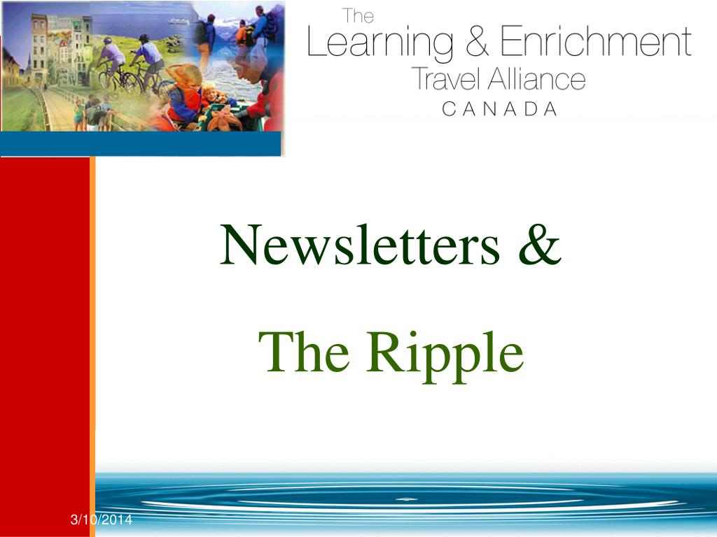 Newsletters &