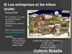 ii les entreprises et les tribus suite10