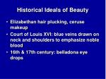 historical ideals of beauty5