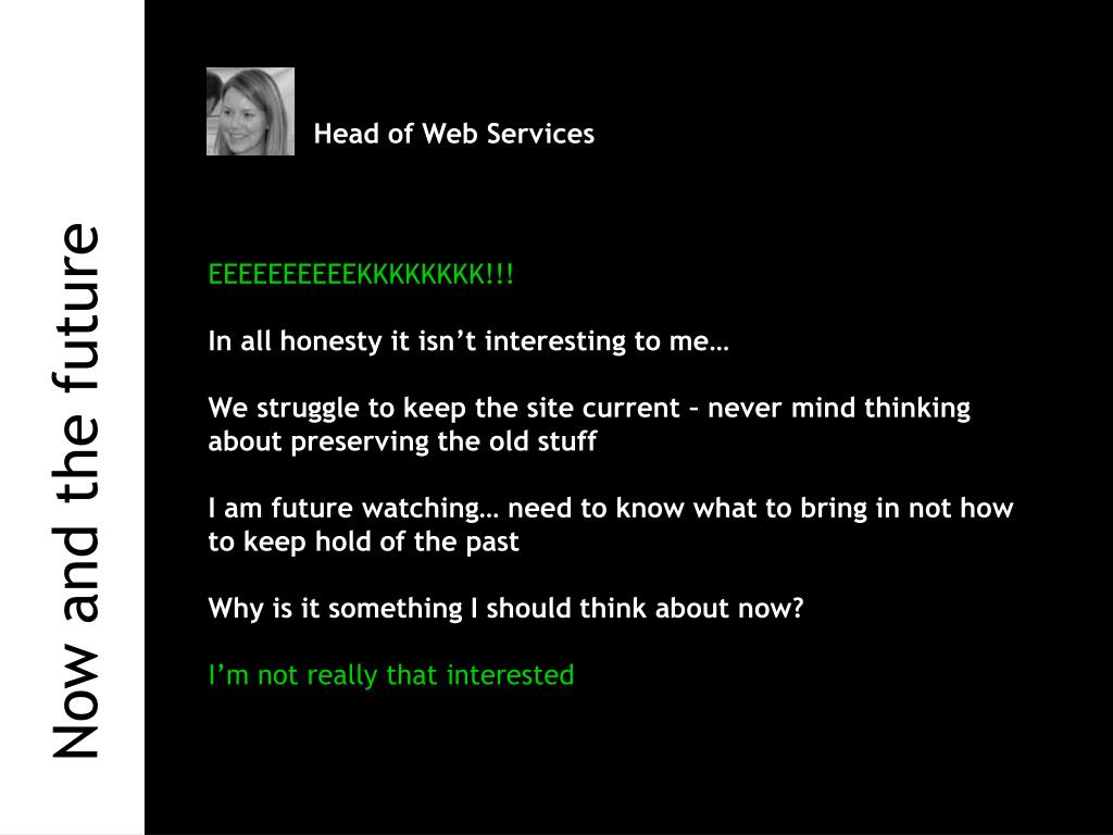 Web Specialist