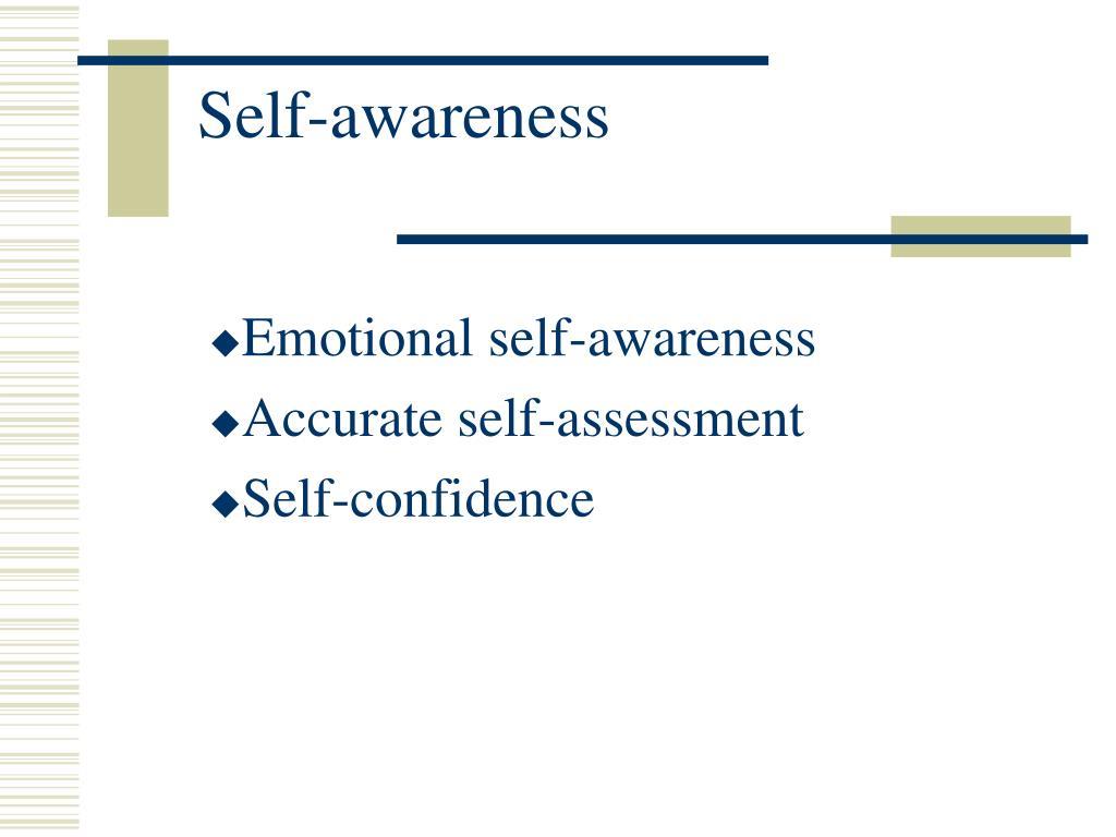 Self-