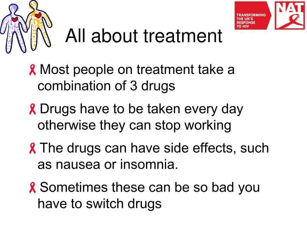 All about treatment