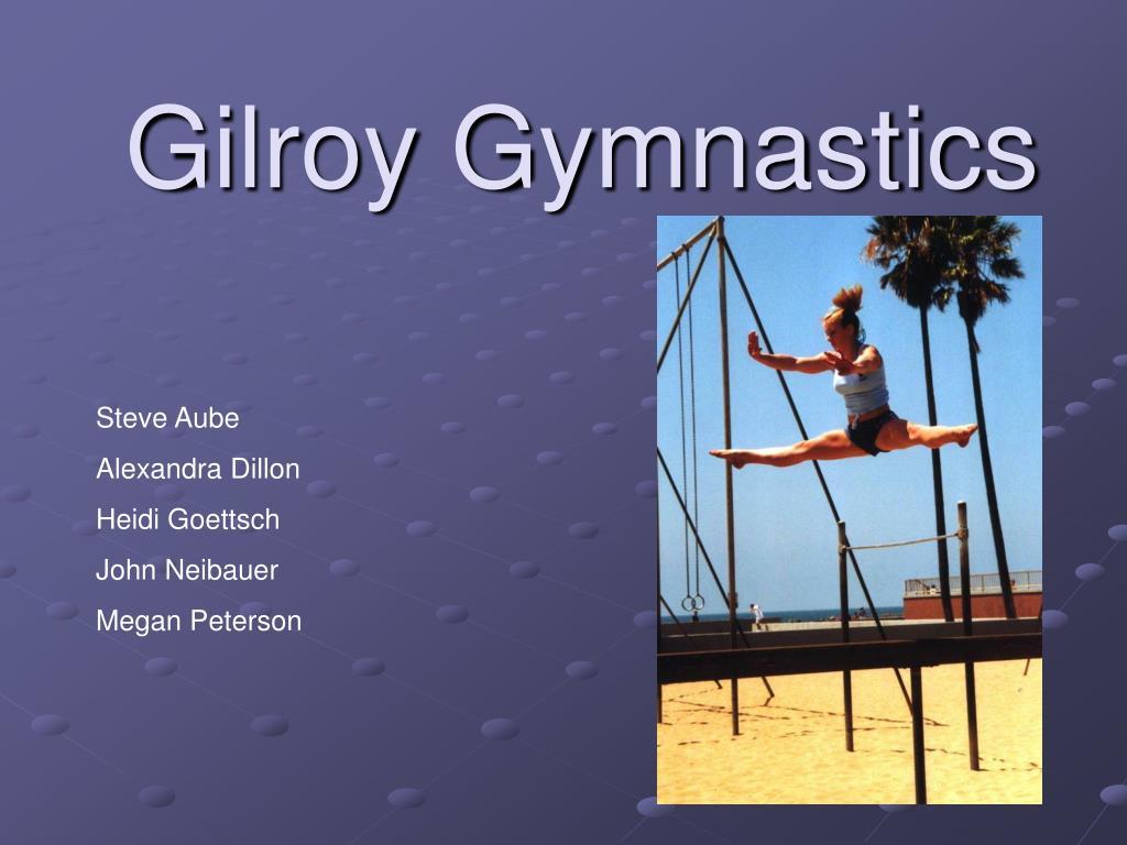 gilroy gymnastics l.