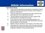 ihsaa information79