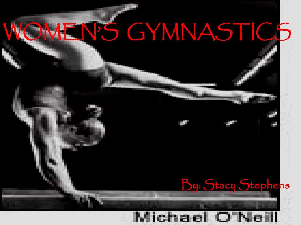 women s gymnastics