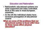 education and nationalism6