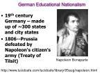 german educational nationalism