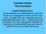 content areas the furniture13