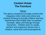 content areas the furniture9