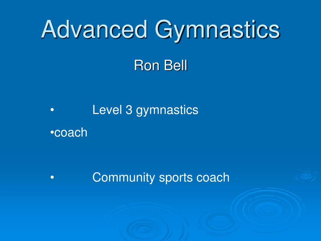 advanced gymnastics l.