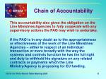 chain of accountability12