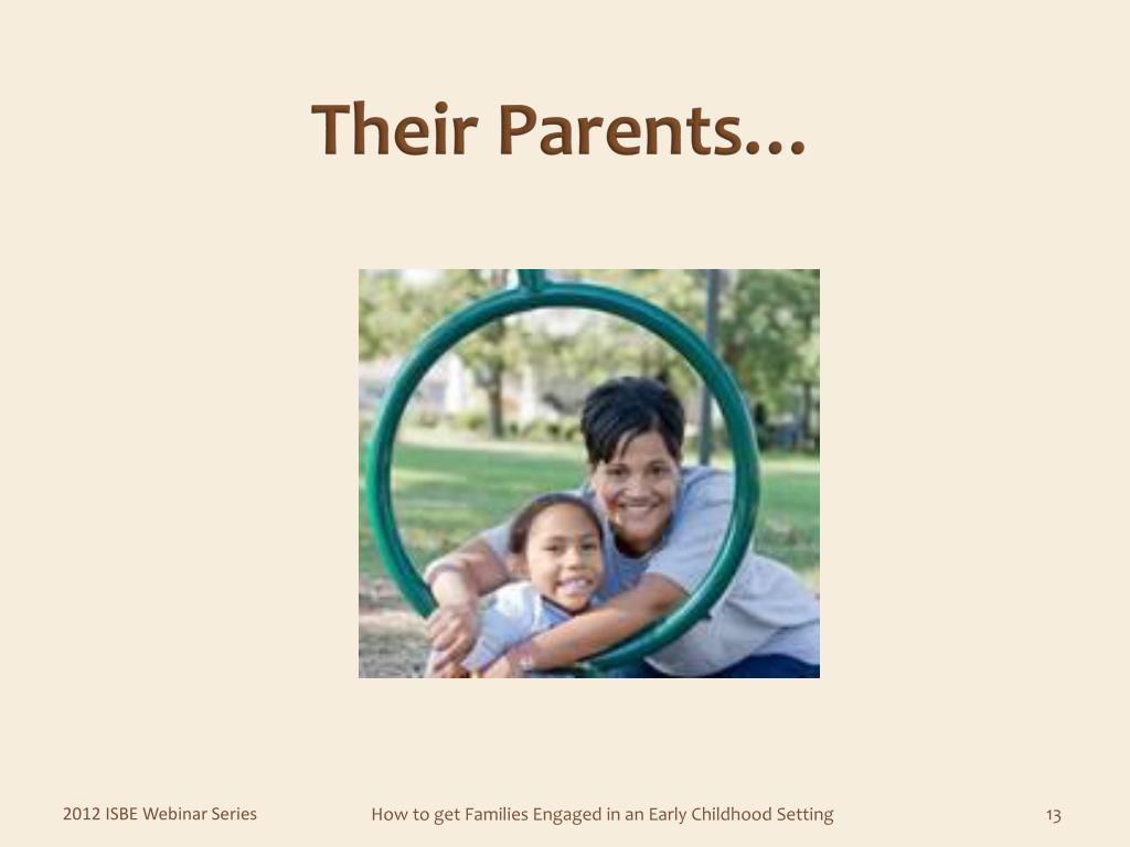 Their Parents…