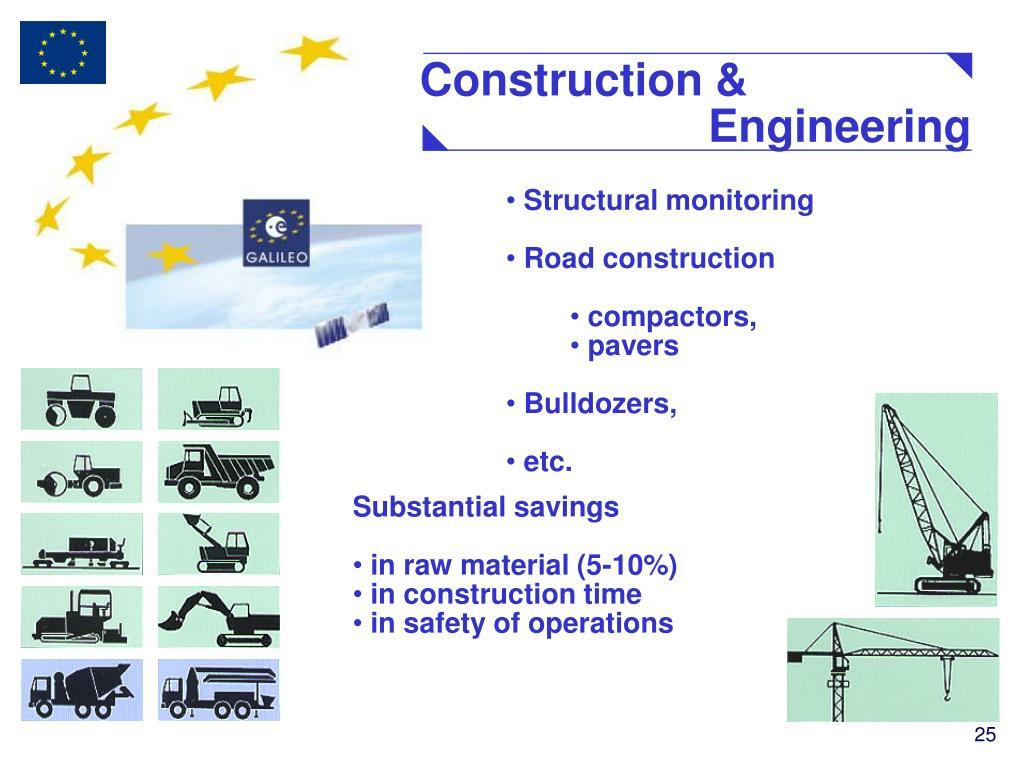 Construction &