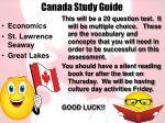 canada study guide3