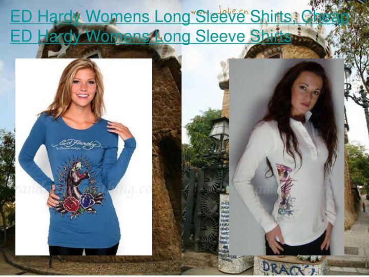 Ed hardy womens long sleeve shirts cheap ed hardy womens long sleeve shirts2