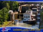lockport locks canal tour click above for link