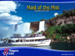 maid of the mist click above for link
