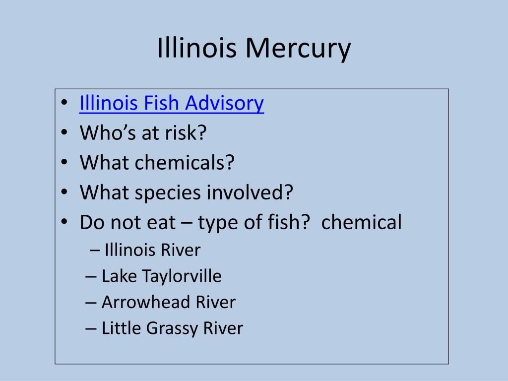 Illinois Mercury