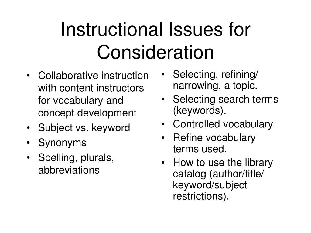 Collaborative instruction with content instructors for vocabulary and concept development