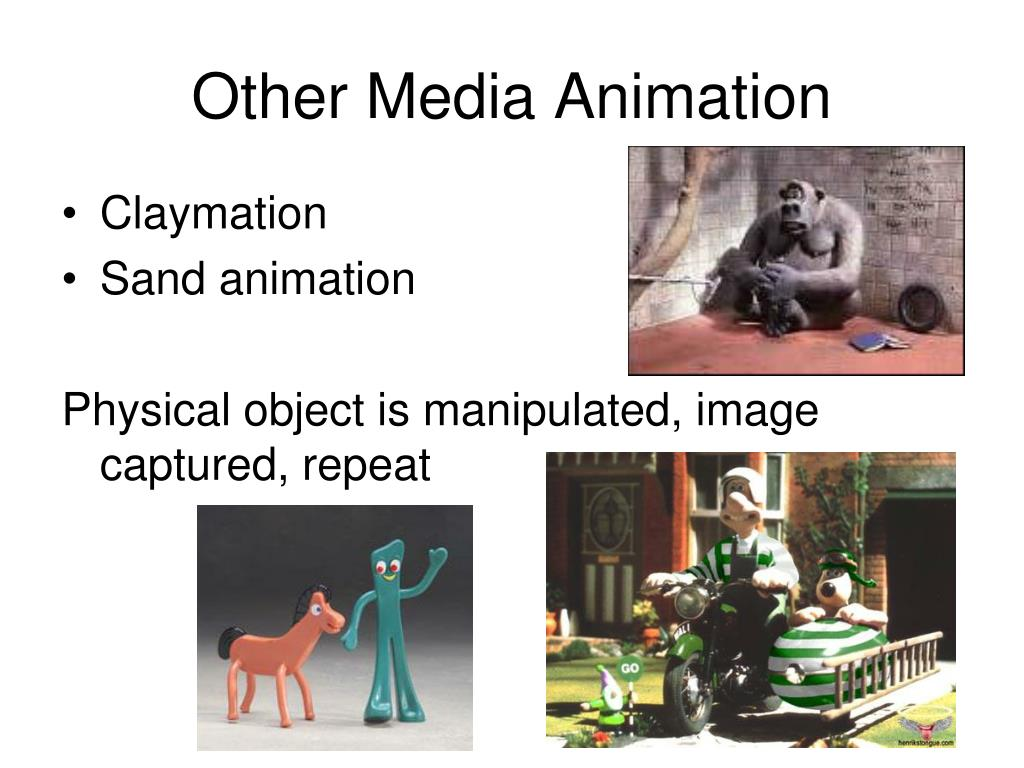 Other Media Animation