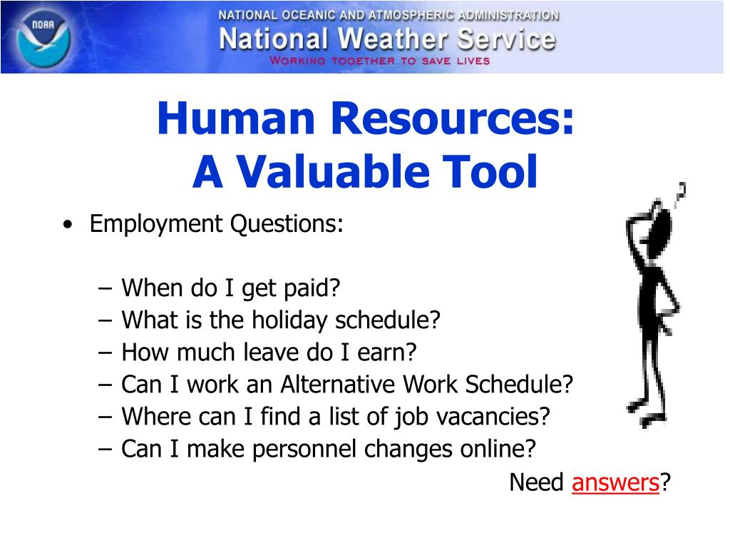 Human Resources: