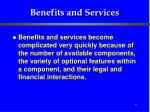 benefits and services4