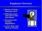 employee services23