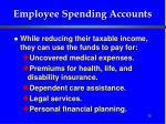 employee spending accounts35