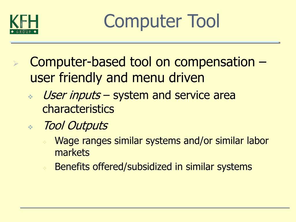 Computer Tool