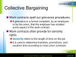 collective bargaining38