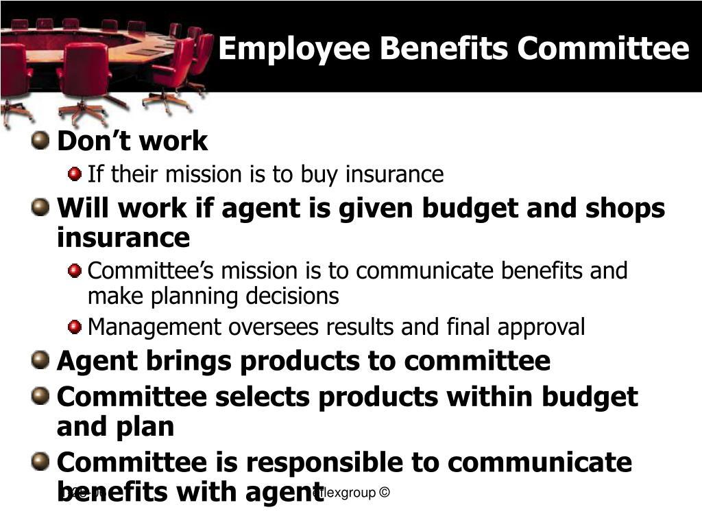 Employee Benefits Committee