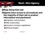 next hire agency