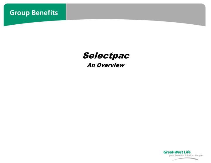 Selectpac