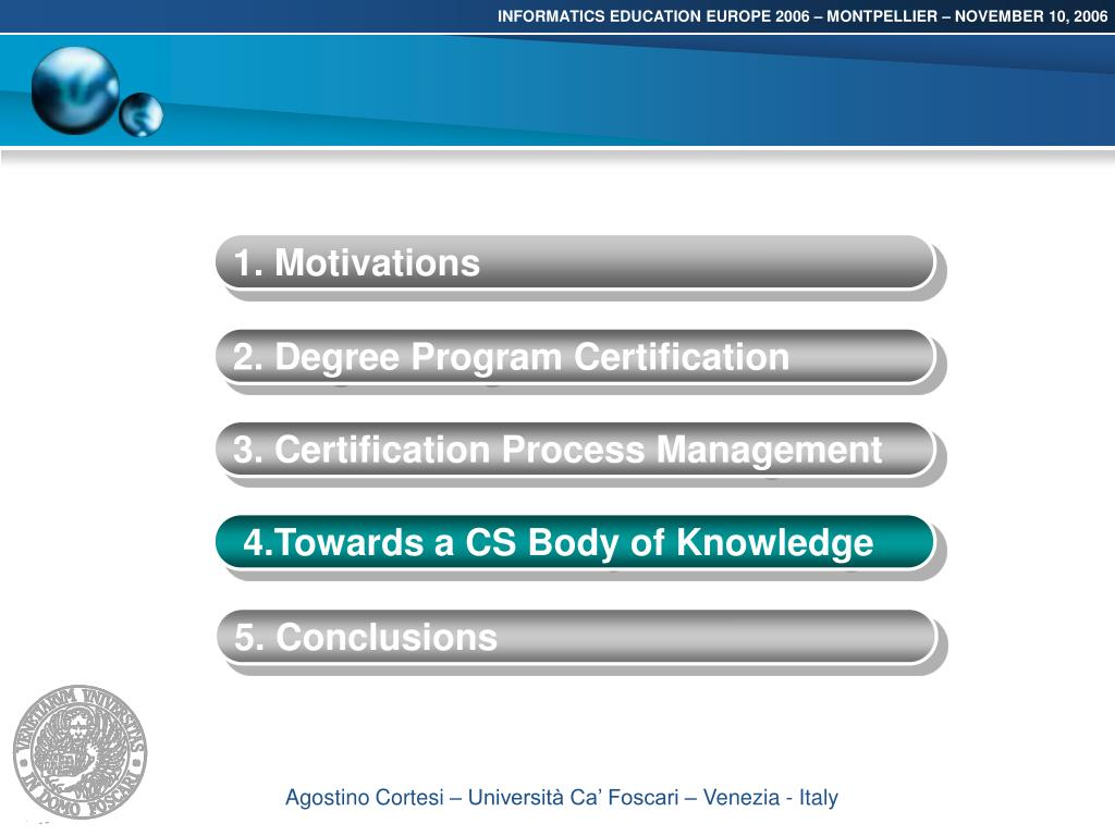 1. Motivations