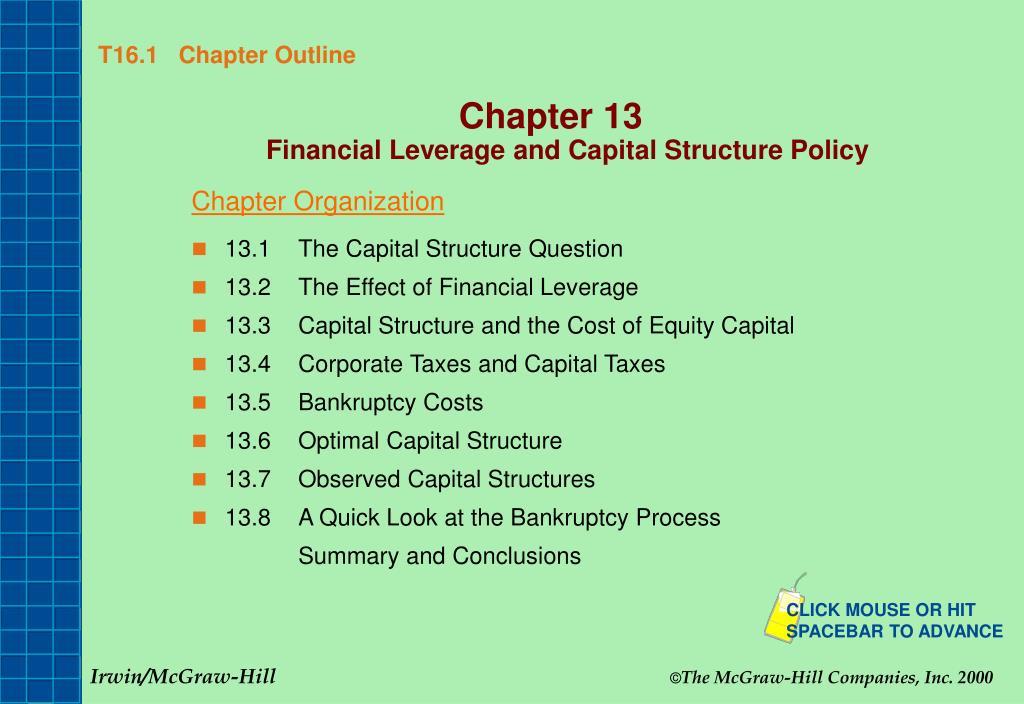 t16 1 chapter outline l.